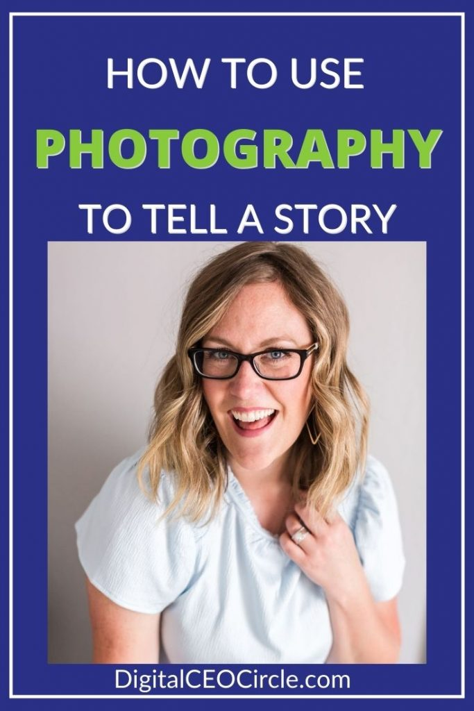 Melodee fiske shares how you can use photography to tell a story.